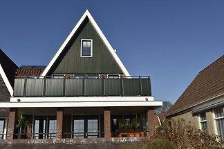Modernes Ferienhaus in Westerland mit Meer in...