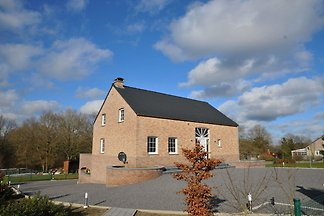 Modern Holiday Home in Somme-Leuze with...