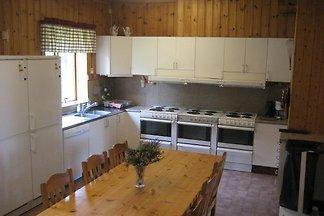 Belle maison de vacances à Sysslebäck Avec...