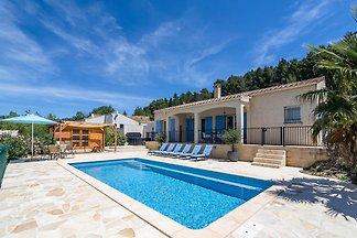 Moderne Villa in Félines-Minervois mit...