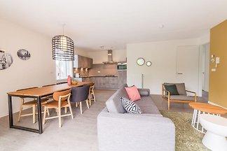 Komfortable, moderne Wohnung, 4 km.