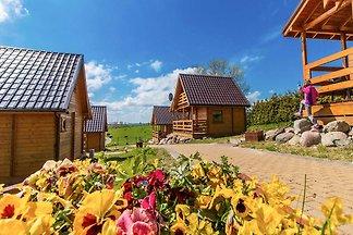 Gemütliches Cottage an der Ostsee mit Garten