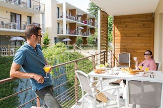 Modernes Appartement im historischen Chinon i...