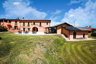 Lebendiges Ferienhaus in Castiglione del Lago...