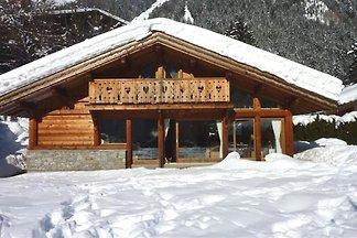 Schönes Chalet in Chamonix, Frankreich nahe d...