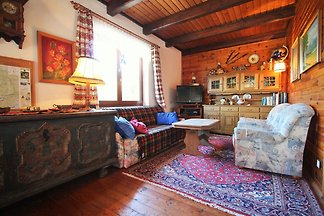 Komfortables Ferienhaus in der Nähe von Skige...