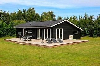 Pittoreskes Ferienhaus in Jütland mit Sauna