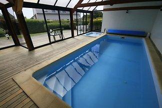 Moderne Villa in Moëlan-sur-Mer mit...