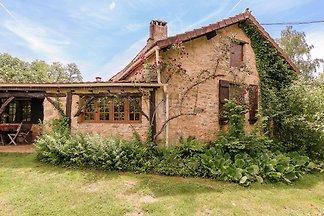 Denkmalgeschütztes Cottage in Aquitanien mit...