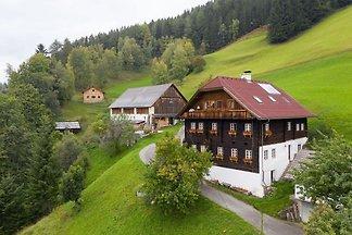 Traditionsbauernhof in Eisentratten am Skigeb...