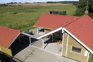 Gemütliches Ferienhaus in Broager mit Sauna