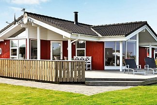 Cosy Holiday Home in Juelsminde with Terrace