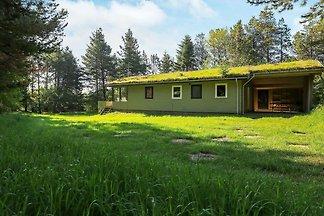 Idyllisches Ferienhaus mit Terrasse in...