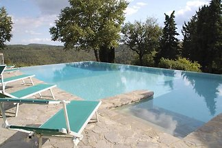 Dom wakacyjny w Castellina in Chianti z...