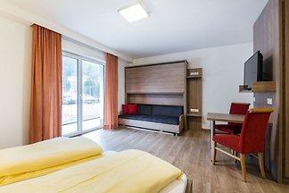Reizende Wohnung in Kleinarl mit Skiraum, Par...