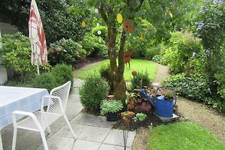 Schönes Ferienhaus mit Garten in Weisenbach