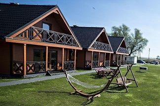 Gemütliches Ferienhaus in Mielno mit...