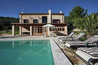 Gemütliches Ferienhaus in Petra Mallorca mit...