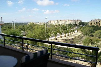 Superb apartment right on beautiful 18-hole g...