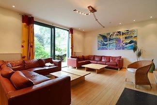 Luxuriöse Villa mit Sauna in Robertville