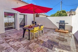 Einfaches Ferienhaus in La-Seyne-sur-Mer in...
