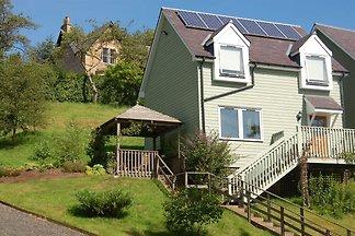 Mooi vakantiehuis met tuin in Jedburgh,...