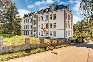 Ansprechende Villa mit Garten in Borstendorf...
