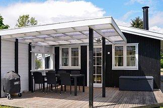 Modernes Ferienhaus in Falster in Meernähe