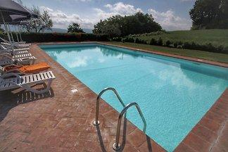Cosy Farmhouse in Proceno with Swimming Pool