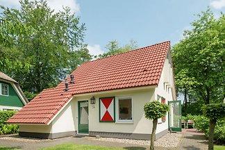 Modernes Ferienhaus am Wald in Heeten
