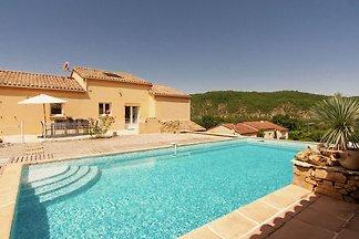 Ruhige Villa in Calamane mit privatem...