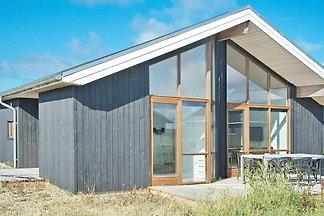 Modernes Ferienhaus in Ulfborg mit Sauna