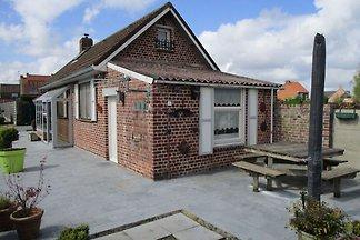 Modernes Ferienhaus in Hollebeke mit eigenem...