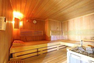 Klassische Ferienwohnung mit Sauna in...