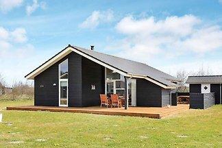 Modernes Ferienhaus in Brovst mit Sauna