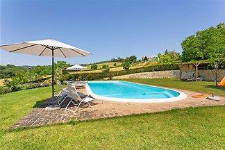 Pleasing Holiday Home in Città di Castello wi...