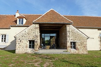 Luxuriöses Bauernhaus mit eigenem Garten in...