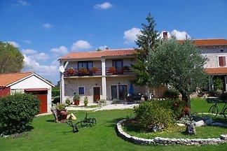 Luxuriöses Appartement mit Terrasse in Šajini...