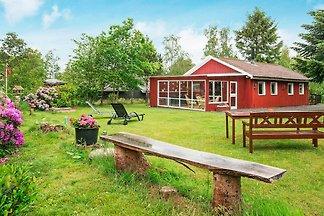 Ruhiges Ferienhaus in Jütland mit Whirlpool