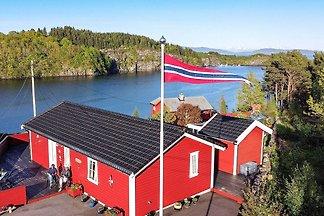 7 Personen Ferienhaus in KLOKKARVIK