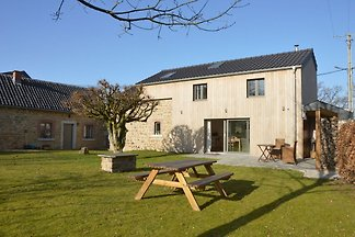 Modernes Ferienhaus in Theux mit nahegelegene...