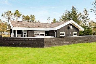 Komfortables Ferienhaus in Saltum mit überdac...