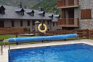 Schönes Apartment in Anclies, Pyrenäen nahe B...