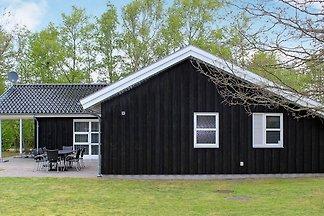Luxuriöses Cottage mit Sauna in Gorlev...