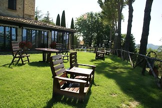 Holiday Home in Montelparo with Pool, Tennis ...
