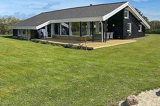 Luxuriöses Ferienhaus in Lønstrup mit Sauna