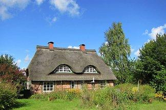 Großes Ferienhaus mit eigenem Garten in...