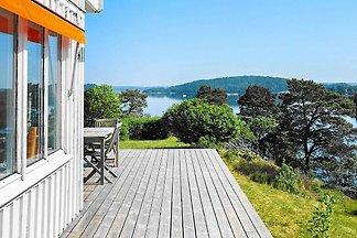 4 Sterne Ferienhaus in HENÅN