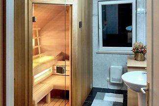 Modernes Ferienhaus in Durbuy mit Sauna