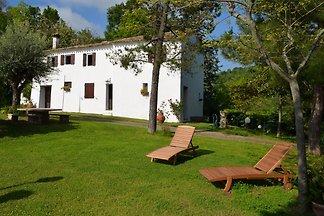 Historisches Ferienhaus in Montefiore Conca a...